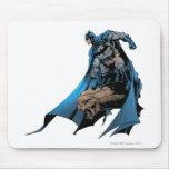 Batman en gargoyle tapete de ratón