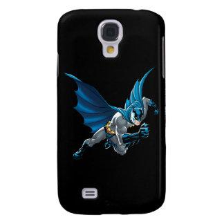 Batman en la acción samsung galaxy s4 cover