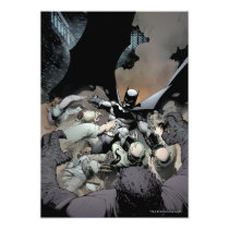 invitations, dc comics new 52, batman, robin, green lantern, blackest night, arch enemy, villain, super hero, comic artwork, Invitation with custom graphic design