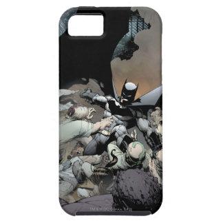 Batman Fighting Arch Enemies iPhone SE/5/5s Case