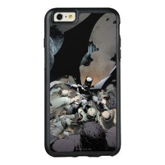 Batman Fighting Arch Enemies OtterBox iPhone 6/6s Plus Case