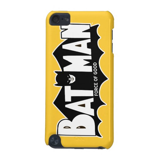 Batman - Force of Good 60s Logo iPod Touch 5G Cover