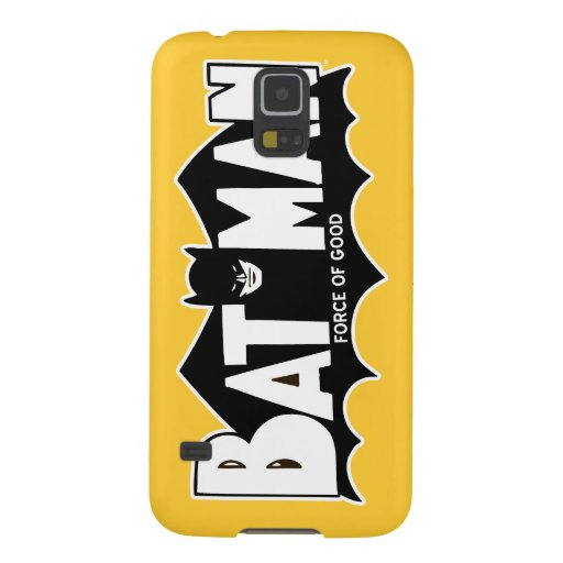 Batman - Force of Good 60s Logo Galaxy S5 Cover