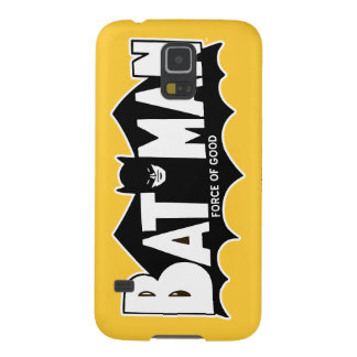 Batman   Force of Good 60s Logo Cases For Galaxy S5