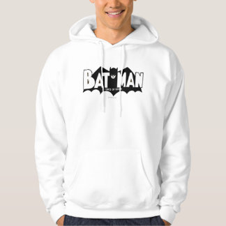 Batman | Force of Good 60s Logo Hooded Pullover