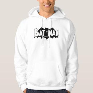 Batman | Force of Good 60s Logo Hoodie