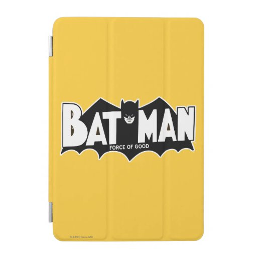Batman - Force of Good 60s Logo iPad Mini Cover