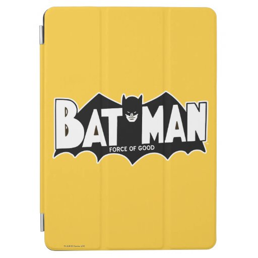 Batman - Force of Good 60s Logo iPad Air Cover