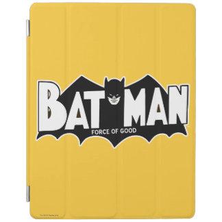 Batman   Force of Good 60s Logo iPad Cover