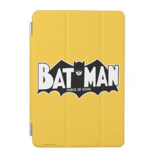 Batman   Force of Good 60s Logo iPad Mini Cover