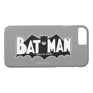 Batman | Force of Good 60s Logo iPhone 7 Case