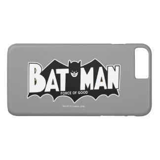 Batman   Force of Good 60s Logo iPhone 8 Plus/7 Plus Case