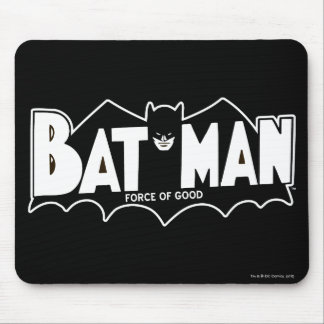 Batman | Force of Good 60s Logo Mouse Pad
