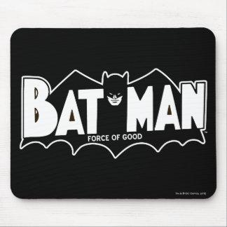 Batman   Force of Good 60s Logo Mouse Pad