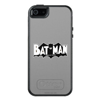Batman   Force of Good 60s Logo OtterBox iPhone 5/5s/SE Case