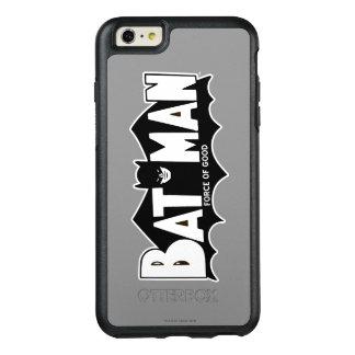 Batman   Force of Good 60s Logo OtterBox iPhone 6/6s Plus Case