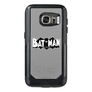 Batman   Force of Good 60s Logo OtterBox Samsung Galaxy S7 Case