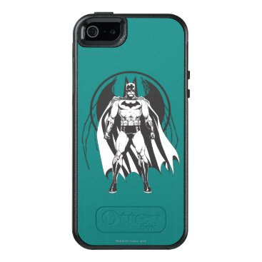 Batman from logo OtterBox iPhone 5/5s/SE case