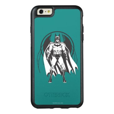 Batman from logo OtterBox iPhone 6/6s plus case