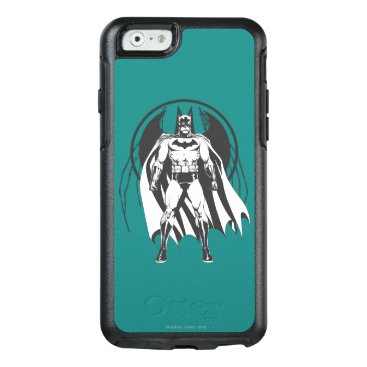 Batman from logo OtterBox iPhone 6/6s case