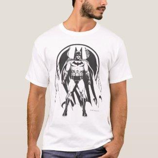 Batman from logo T-Shirt