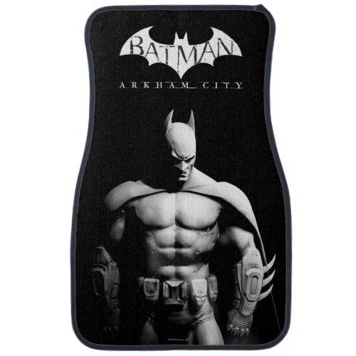 Batman Front View B/W