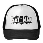 Batman - fuerza del buen logotipo 60s gorros