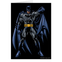 Batman Full-Color Front Card