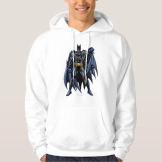 Batman Full-Color Front Hoody