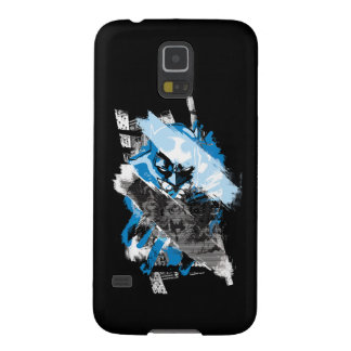 Batman Future Cityscape Montage Case For Galaxy S5