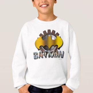 Batman | Gear Background Logo Sweatshirt