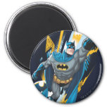 Batman Gotham Guardian 2 Inch Round Magnet