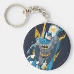 Batman Gotham Guardian Basic Round Button Keychain