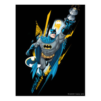 Batman Gotham Guardian Postcard