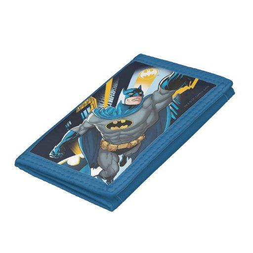 Batman Gotham Guardian Tri-fold Wallet