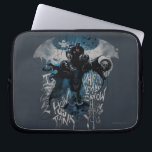 """Batman Graffiti Graphic - I Know How You Think Laptop Sleeve<br><div class=""""desc"""">Batman: Arkham Knight 