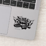 Batman | Graffiti Name Logo Sticker
