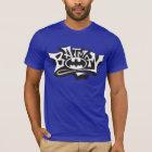 Batman   Graffiti Name Logo T-Shirt