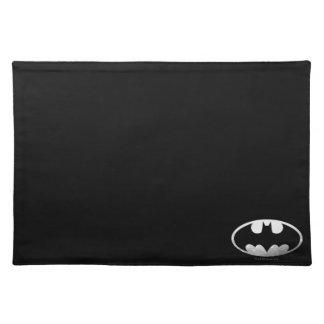 Batman Grainy Logo Place Mat