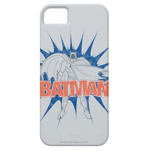 Batman Graphic iPhone SE/5/5s Case