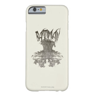 Batman Graphic Novel Pencil Sketch 2 Barely There iPhone 6 Case