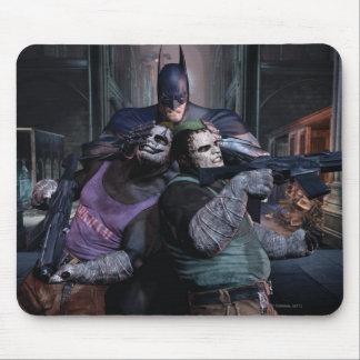 Batman Group 2 Mouse Pad