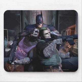 Batman Group 2 Mouse Pad