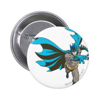 Batman Hand Out Pinback Button
