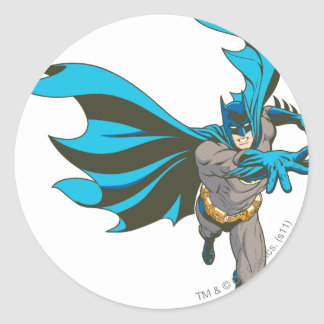 Batman Hand Out Stickers