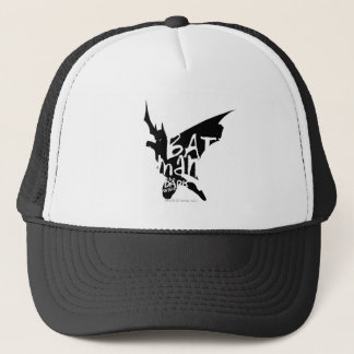 Batman Handwritten Trucker Hat