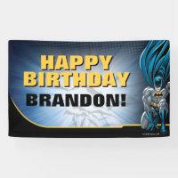 Batman   Happy Birthday Banner
