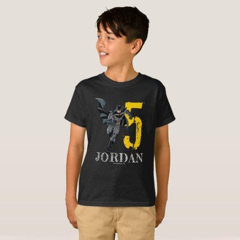 Batman | Happy Birthday Birthday T-Shirt