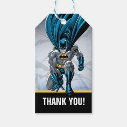 Batman | Happy Birthday Gift Tags
