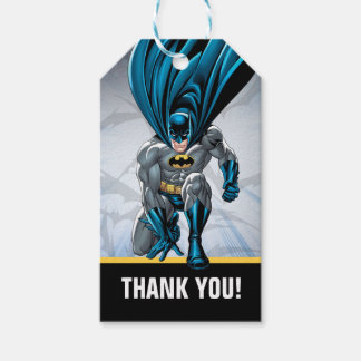 Batman | Happy Birthday Gift Tags